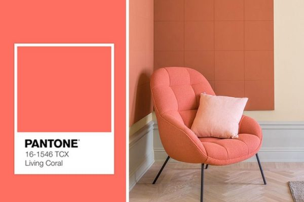 LIVING CORAL: EL COLOR DEL AÑO PARA EL INSTITUTO PANTONE